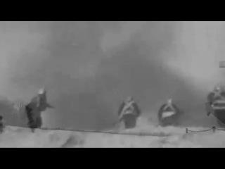 Миус-фронт. Волкова Гора. Атака морпехов 1942 года.